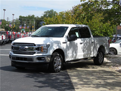 2018 F-150 Crew Cab Pickup #74316 - photo 4