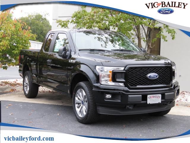 2018 F-150 Super Cab 4x4, Pickup #74344 - photo 1