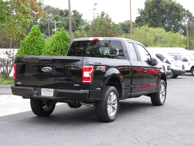 2018 F-150 Super Cab 4x4, Pickup #74344 - photo 2