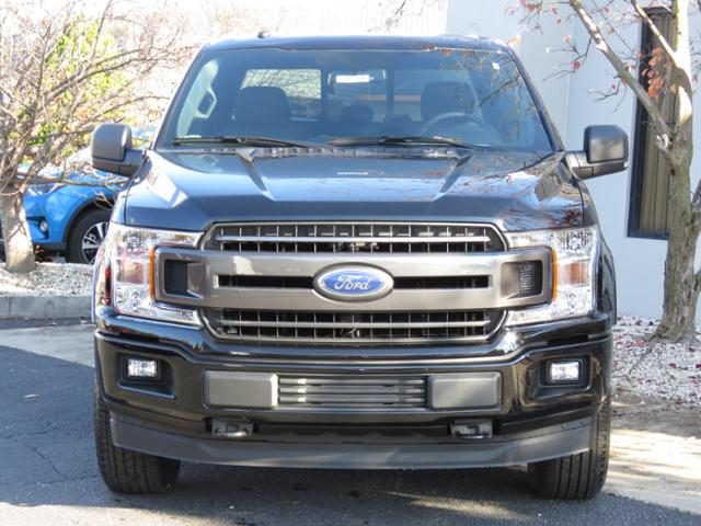 2018 F-150 Crew Cab 4x4 Pickup #74571 - photo 3