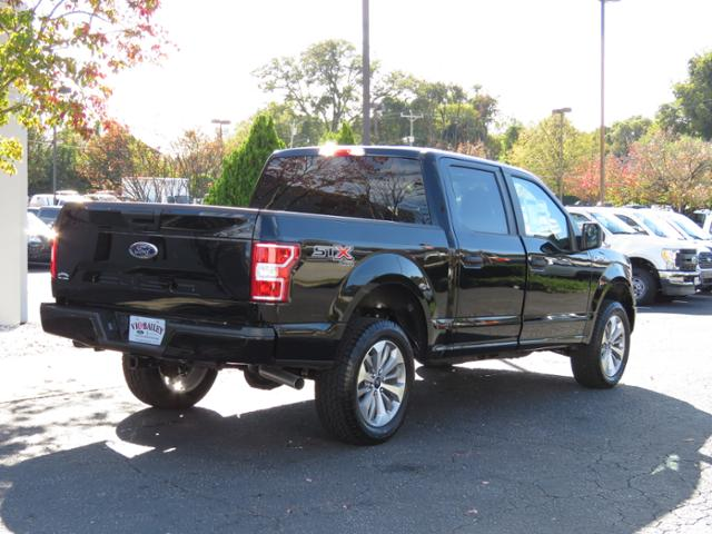 2018 F-150 Crew Cab 4x4 Pickup #74642 - photo 2