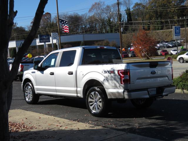 2018 F-150 SuperCrew Cab, Pickup #74714 - photo 17