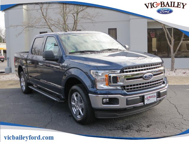 2018 F-150 Crew Cab Pickup #74782 - photo 1