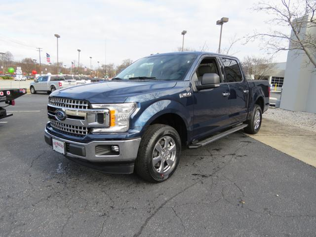 2018 F-150 Crew Cab Pickup #74782 - photo 4