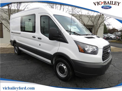 2018 Transit 250 Med Roof,  Empty Cargo Van #75032 - photo 1
