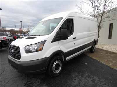 2018 Transit 250 Med Roof,  Empty Cargo Van #75032 - photo 4