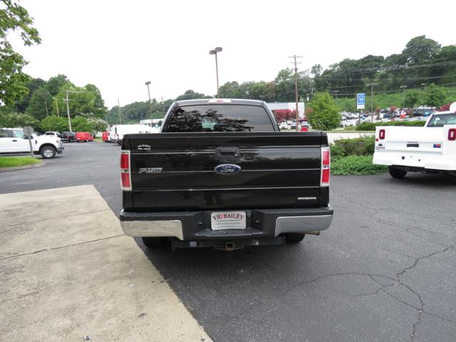 2013 F-150 SuperCrew Cab 4x2,  Pickup #75327A - photo 4