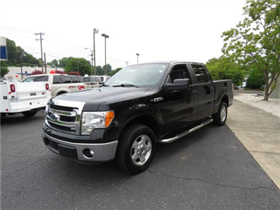 2013 F-150 SuperCrew Cab 4x2,  Pickup #75327A - photo 5