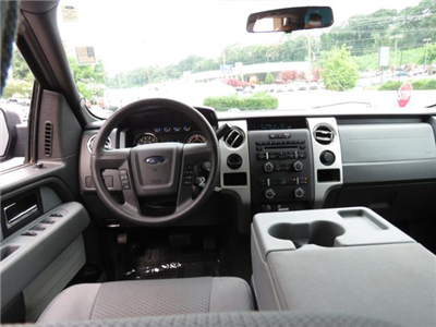 2013 F-150 SuperCrew Cab 4x2,  Pickup #75327A - photo 10