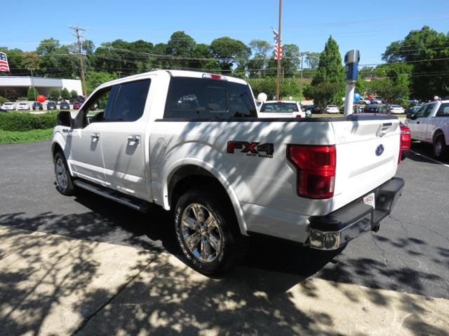 2018 F-150 SuperCrew Cab 4x4,  Pickup #75737 - photo 18