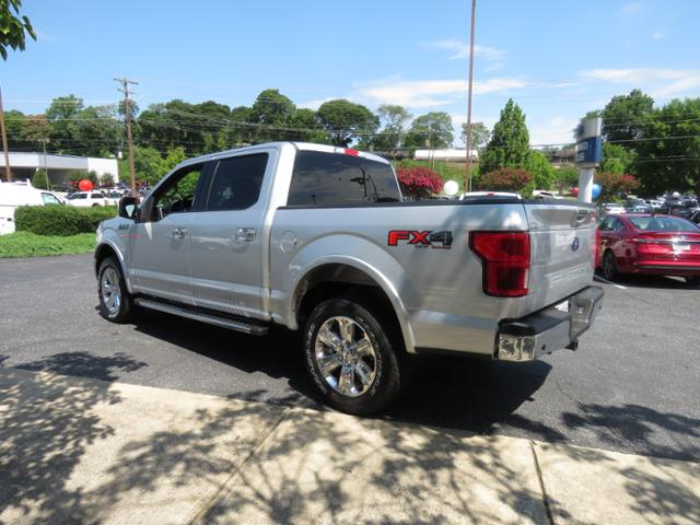 2018 F-150 SuperCrew Cab 4x4,  Pickup #75870 - photo 18