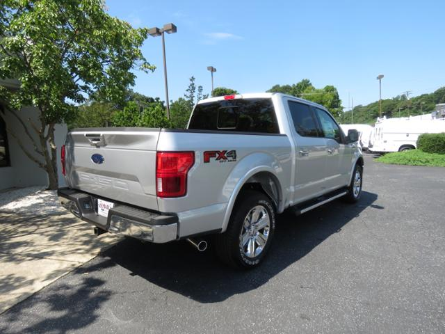 2018 F-150 SuperCrew Cab 4x4,  Pickup #75870 - photo 2