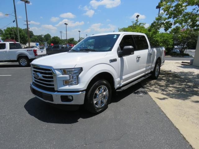 2016 F-150 SuperCrew Cab 4x2,  Pickup #75951A - photo 5
