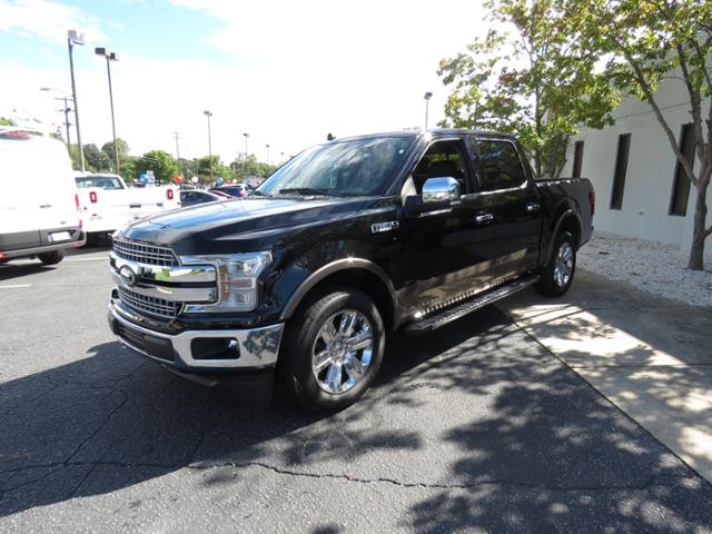 2018 F-150 SuperCrew Cab 4x2,  Pickup #76146 - photo 4
