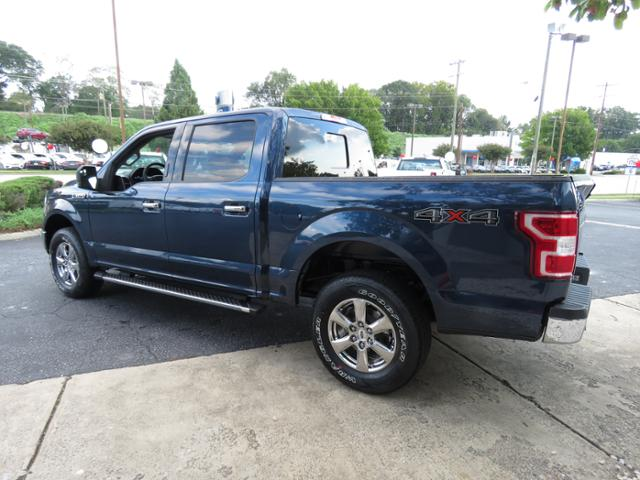 2018 F-150 SuperCrew Cab 4x4,  Pickup #76219 - photo 17