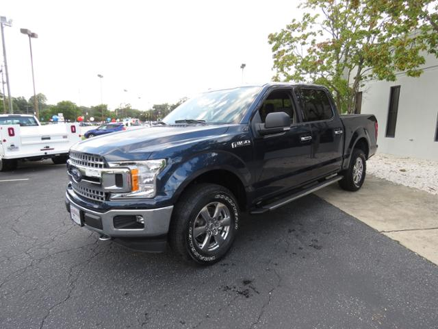 2018 F-150 SuperCrew Cab 4x4,  Pickup #76219 - photo 4