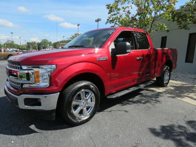 2018 F-150 Super Cab 4x2,  Pickup #76368 - photo 4