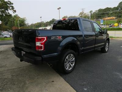 2018 F-150 SuperCrew Cab 4x4,  Pickup #76539 - photo 2