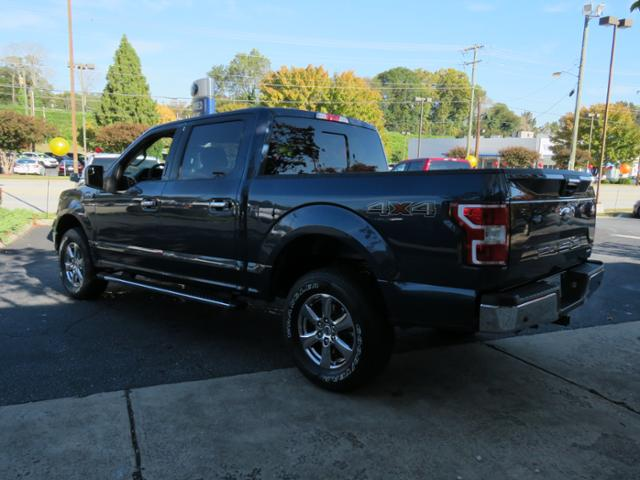 2018 F-150 SuperCrew Cab 4x4,  Pickup #76560 - photo 17