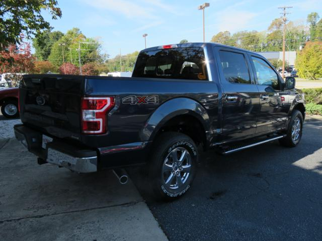 2018 F-150 SuperCrew Cab 4x4,  Pickup #76560 - photo 2