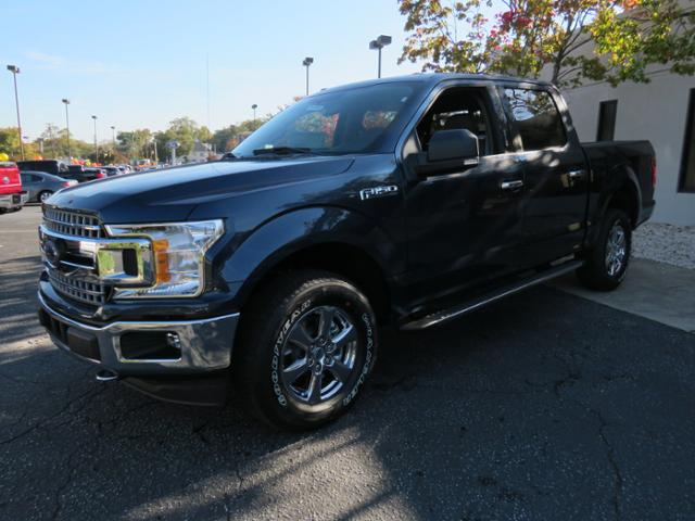 2018 F-150 SuperCrew Cab 4x4,  Pickup #76560 - photo 4