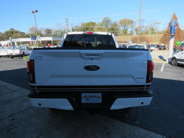 2018 F-150 SuperCrew Cab 4x4,  Pickup #76698 - photo 19