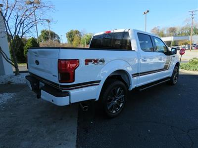 2018 F-150 SuperCrew Cab 4x4,  Pickup #76698 - photo 2