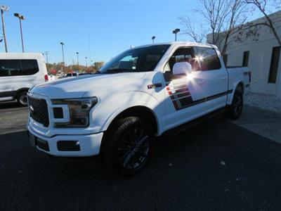 2018 F-150 SuperCrew Cab 4x4,  Pickup #76698 - photo 4