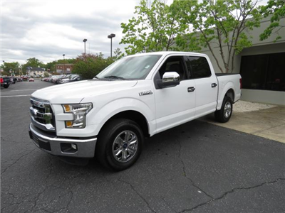 2016 F-150 SuperCrew Cab, Pickup #P75316 - photo 5