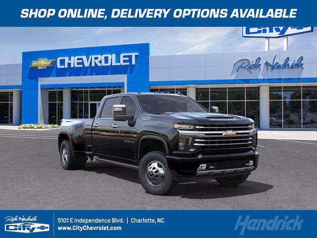 2021 Chevrolet Silverado 3500 Crew Cab 4x4, Pickup #CDM5489 - photo 1