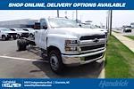 2021 Silverado 5500 Regular Cab DRW 4x2,  Cab Chassis #CDM9559 - photo 1