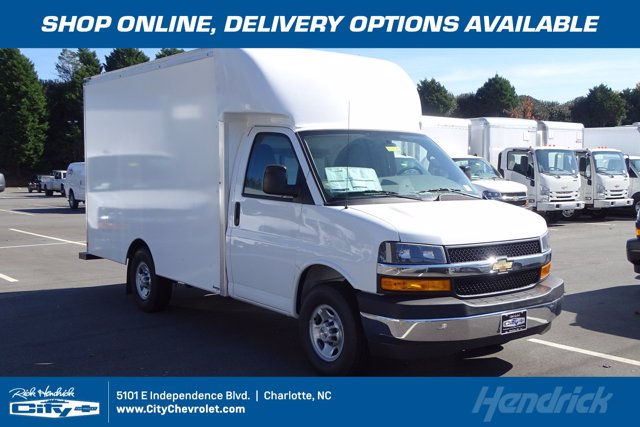 2020 Chevrolet Express 3500 4x2, Supreme Cutaway Van #CL09712 - photo 1