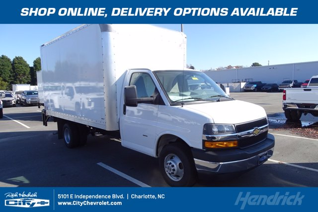2020 Chevrolet Express 3500 4x2, Supreme Dry Freight #CL10942 - photo 1