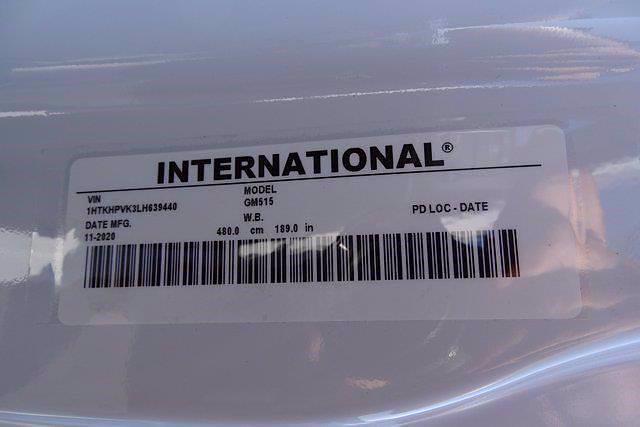2020 Silverado 5500 Regular Cab DRW 4x2,  Cab Chassis #CL39440 - photo 17