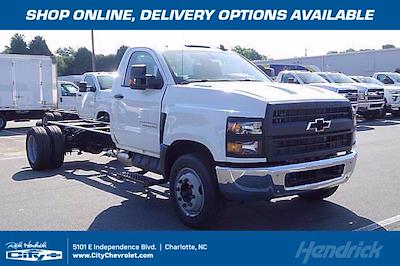 2020 Chevrolet Silverado 5500 Regular Cab DRW 4x2, Cab Chassis #CL39440 - photo 1