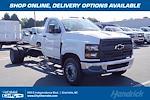 2020 Silverado 5500 Regular Cab DRW 4x2,  Cab Chassis #CL39440 - photo 1