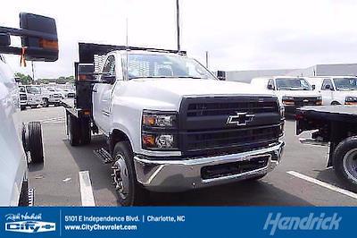 2020 Silverado 4500 Regular Cab DRW 4x2,  Knapheide Value-Master X Platform Body #CL45103 - photo 1