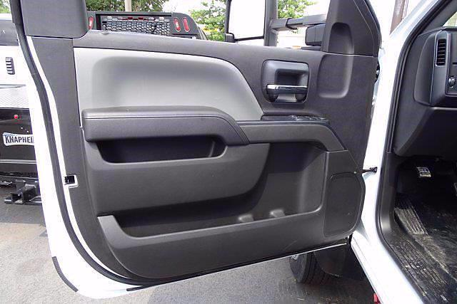 2020 Chevrolet Silverado 4500 Regular Cab DRW 4x2, Knapheide Value-Master X Platform Body #CL45109 - photo 11