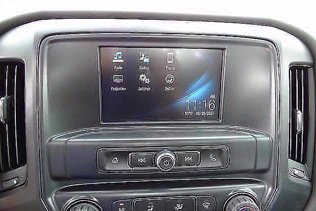 2020 Silverado 4500 Regular Cab DRW 4x2,  Knapheide Value-Master X Platform Body #CL45110 - photo 15