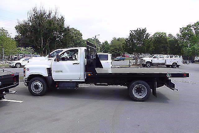 2020 Chevrolet Silverado 4500 Regular Cab DRW 4x2, Knapheide Value-Master X Platform Body #CL45110 - photo 4