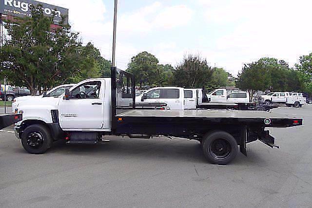 2020 Silverado 4500 Regular Cab DRW 4x2,  Knapheide Value-Master X Platform Body #CL45112 - photo 2