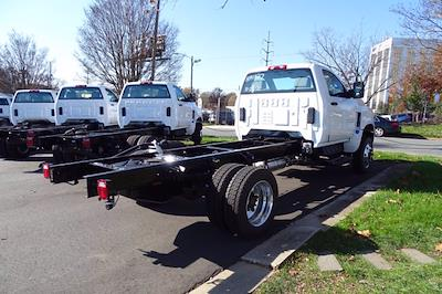 2020 Chevrolet Silverado 6500 Regular Cab DRW 4x4, Cab Chassis #CL52523 - photo 3