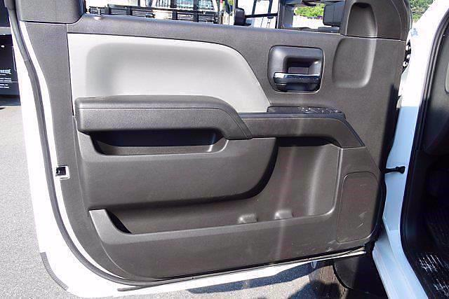 2020 Silverado 4500 Regular Cab DRW 4x2,  PJ's Truck Bodies Platform Body #CL73633 - photo 10