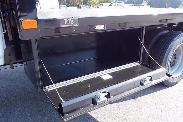 2020 Silverado 4500 Regular Cab DRW 4x2,  PJ's Truck Bodies Platform Body #CL73633 - photo 3