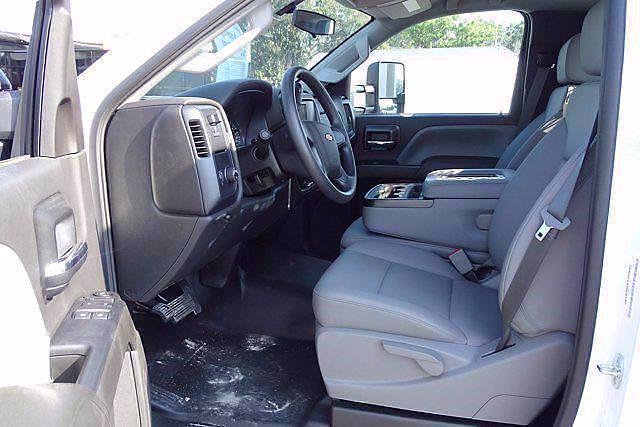 2020 Silverado 4500 Regular Cab DRW 4x2,  PJ's Truck Bodies Platform Body #CL73633 - photo 6