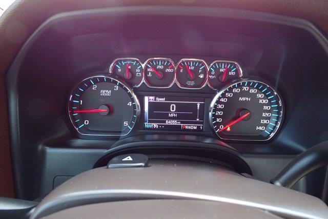 2016 Chevrolet Silverado 3500 Crew Cab 4x4, Pickup #CL73637A - photo 18