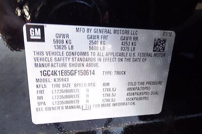 2016 Chevrolet Silverado 3500 Crew Cab 4x4, Pickup #CL73637A - photo 43