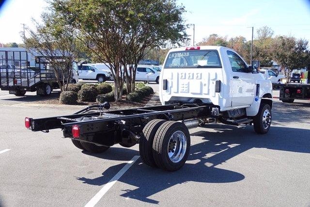 2020 Silverado 5500 Regular Cab DRW 4x4,  Cab Chassis #CL73638 - photo 2