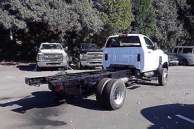 2020 Chevrolet Silverado 4500 Regular Cab DRW 4x4, Cab Chassis #CL91226 - photo 3