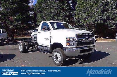 2020 Chevrolet Silverado 4500 Regular Cab DRW 4x4, Cab Chassis #CL91226 - photo 1